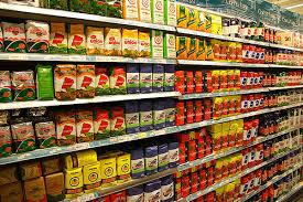 voedsel supermarkt