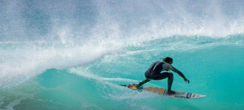golfsurfen sal