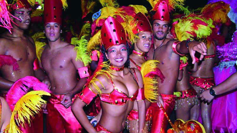 carnaval kaapverdie