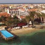infinity pool hotel odjo d'Agua